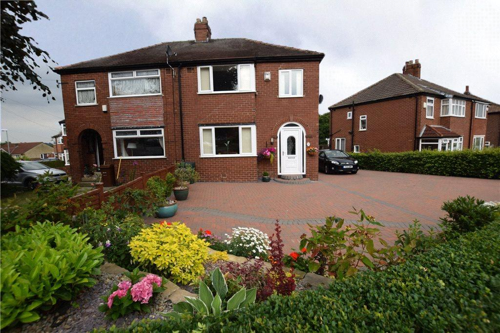 3 Bedrooms Semi Detached House for sale in Gotts Park Avenue, Leeds, West Yorkshire