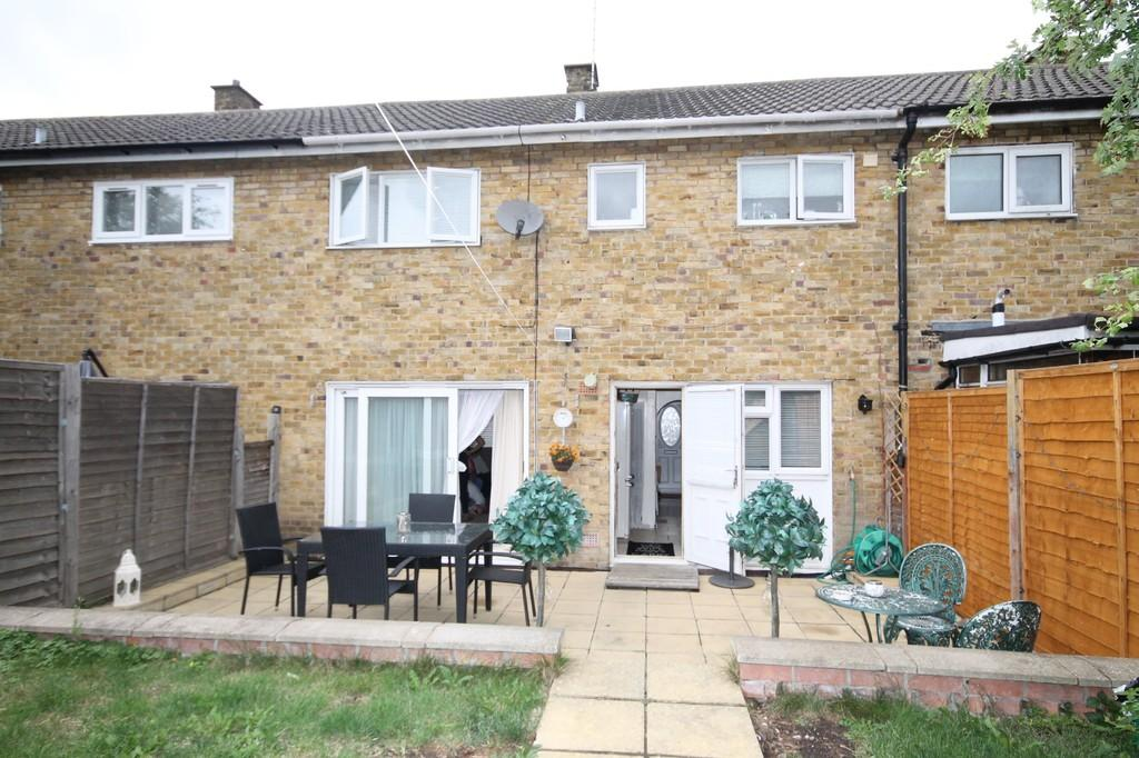 3 Bedrooms Terraced House for sale in Church Leys, Harlow