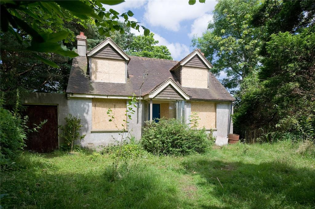 2 Bedrooms Detached House for sale in Forest Lane, Punnetts Town, Heathfield, East Sussex