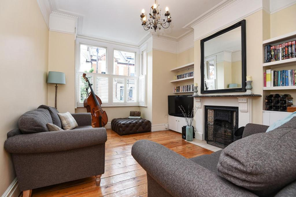 2 Bedrooms Flat for sale in Killyon Road, Clapham