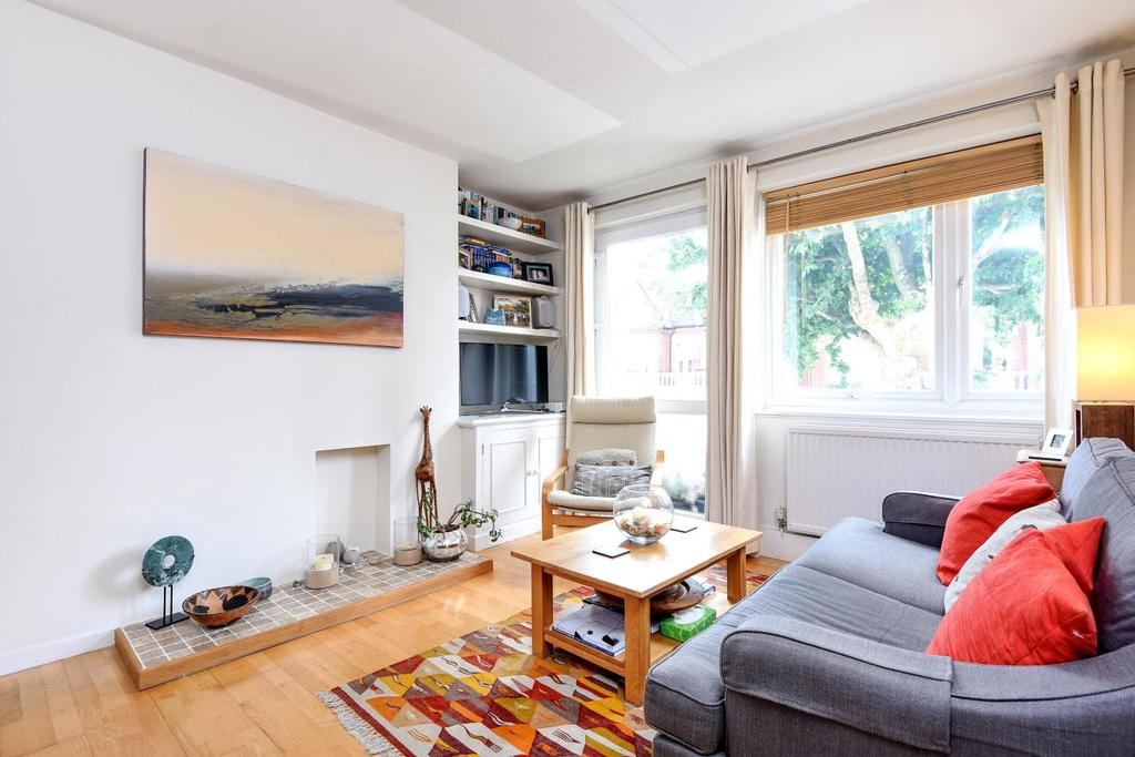 2 Bedrooms Flat for sale in Altenburg Gardens, Battersea