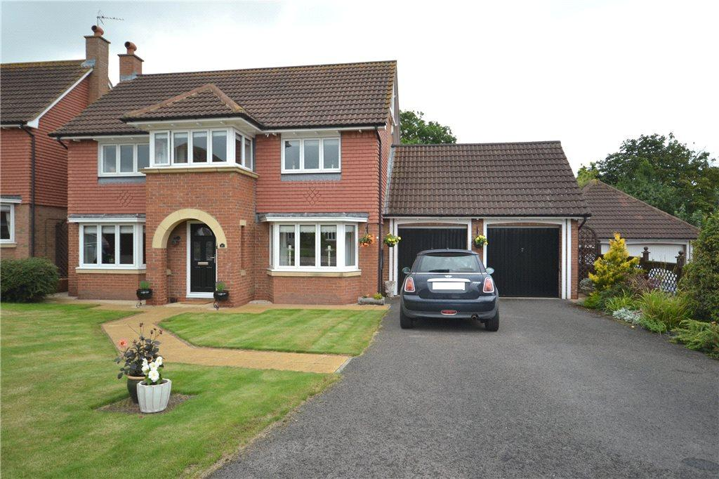 4 Bedrooms Detached House for sale in Moorberries, Hilton, Yarm