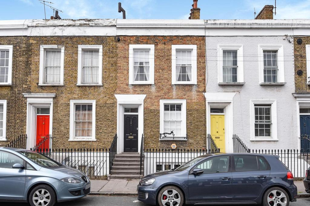 2 Bedrooms Terraced House for sale in Arlington Avenue, Islington