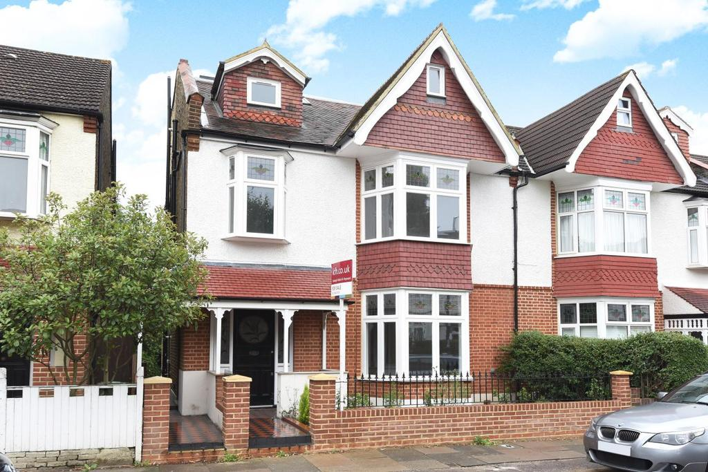 3 Bedrooms Flat for sale in Home Park Road, Wimbledon