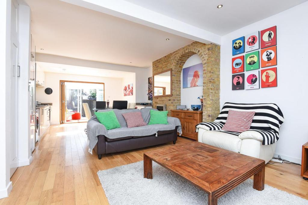 2 Bedrooms Cottage House for sale in Franciscan Road, Tooting