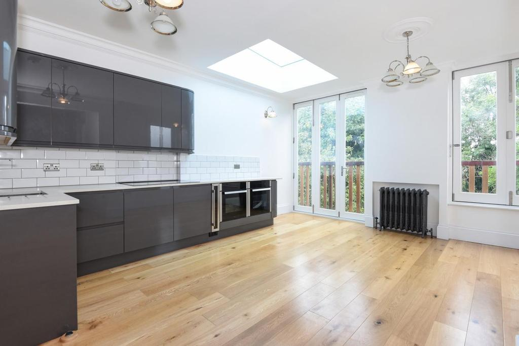 4 Bedrooms Flat for sale in Home Park Road, Wimbledon