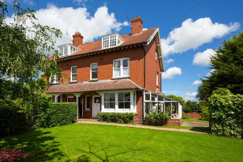 7 Bedrooms Semi Detached House for sale in West Lund Lane, Kirkbymoorside, York, North Yorkshire, YO62