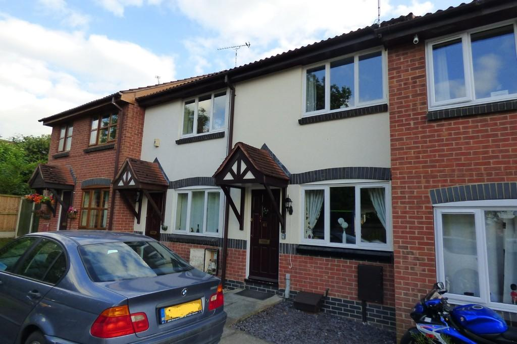 2 Bedrooms Terraced House for sale in Chaffinch Drive, Uttoxeter