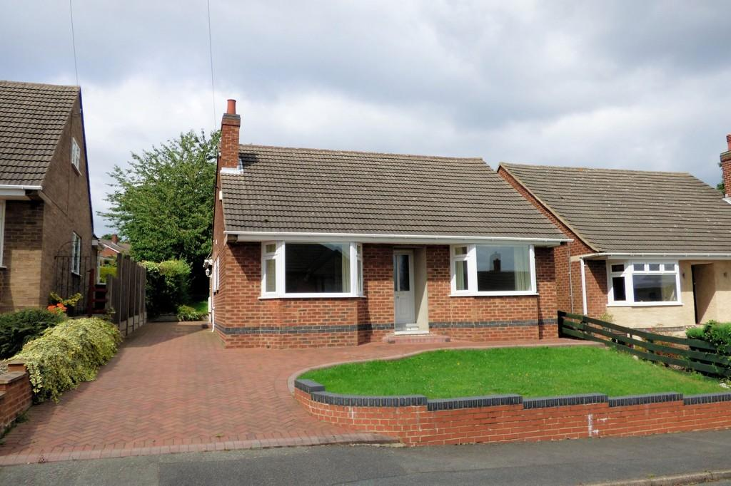 2 Bedrooms Detached Bungalow for sale in Woodfield Drive, Swadlincote