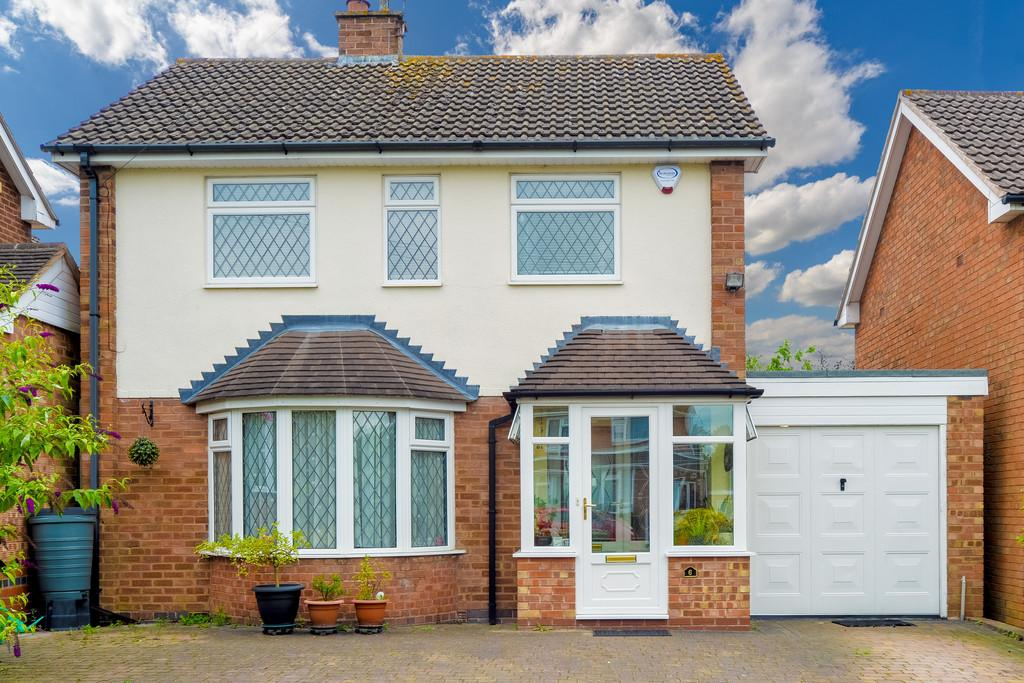 3 Bedrooms Detached House for sale in Elmtree Rise, Hampton In Arden