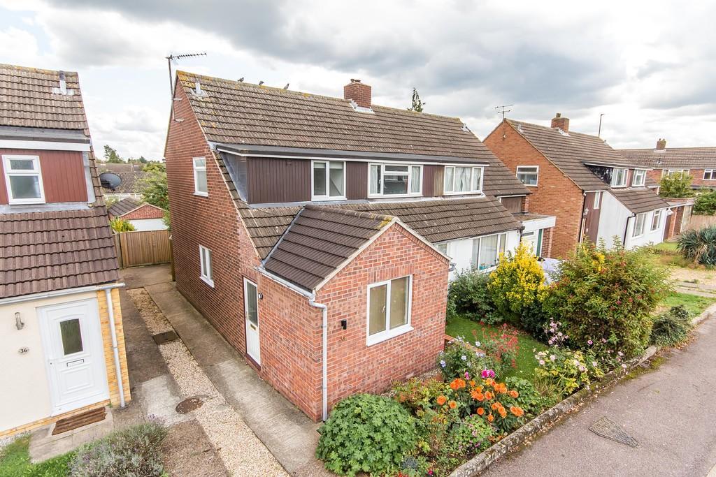 3 Bedrooms Semi Detached House for sale in Tavistock Road, Cambridge
