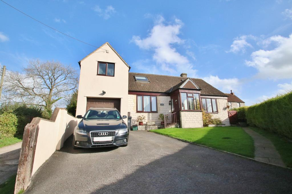 4 Bedrooms Detached House for sale in Mount Pleasant, Pilton