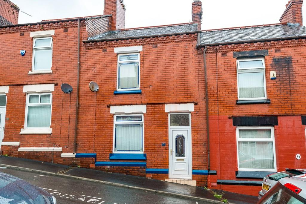 2 Bedrooms Terraced House for sale in Cowley Street, Cowley Hill, St. Helens