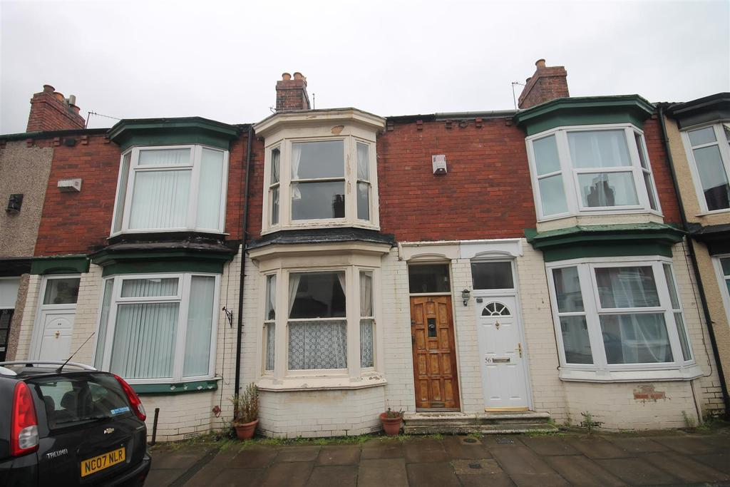 2 Bedrooms House for sale in Kildare Street, Middlesbrough