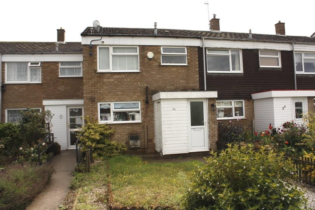 3 Bedrooms Terraced House for sale in Pyms Close, Great Barford