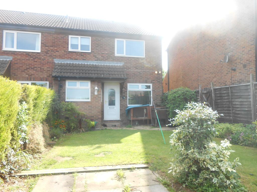 1 Bedroom Town House for sale in Furness Close, Dinnington