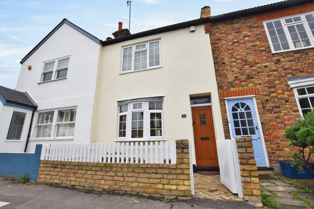 2 Bedrooms Terraced House for sale in Cowley Road, Wanstead