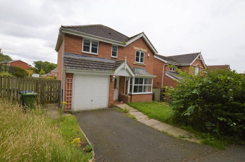 4 Bedrooms Detached House for sale in Blancathra Way