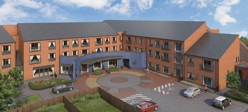 1 Bedroom Retirement Property for sale in School Gardens, Stourport-On-Severn DY13 8EU
