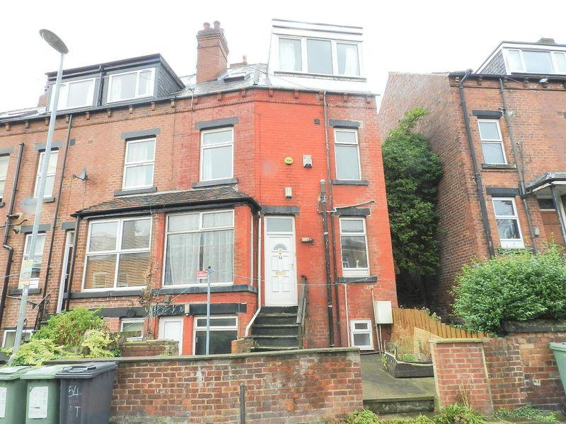 4 Bedrooms Terraced House for sale in Beechwood Terrace, Leeds