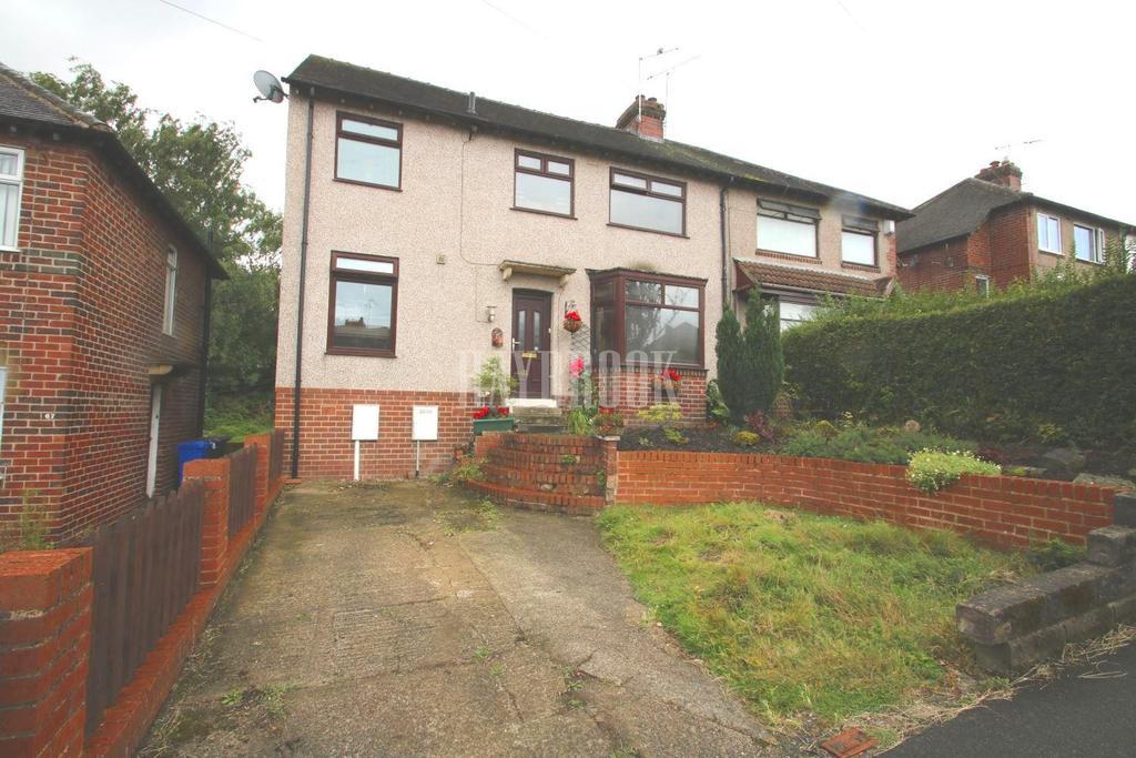 5 Bedrooms Semi Detached House for sale in Thornbridge Drive, Frecheville, S12