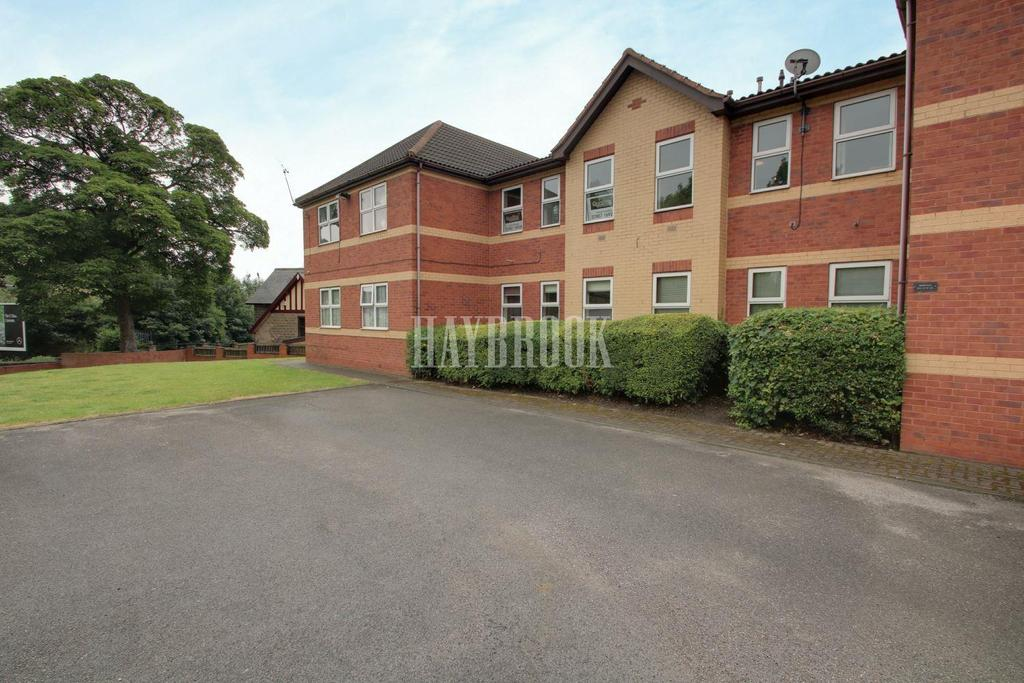 1 Bedroom Flat for sale in Ashfield Court, Doncaster Road, Barnsley