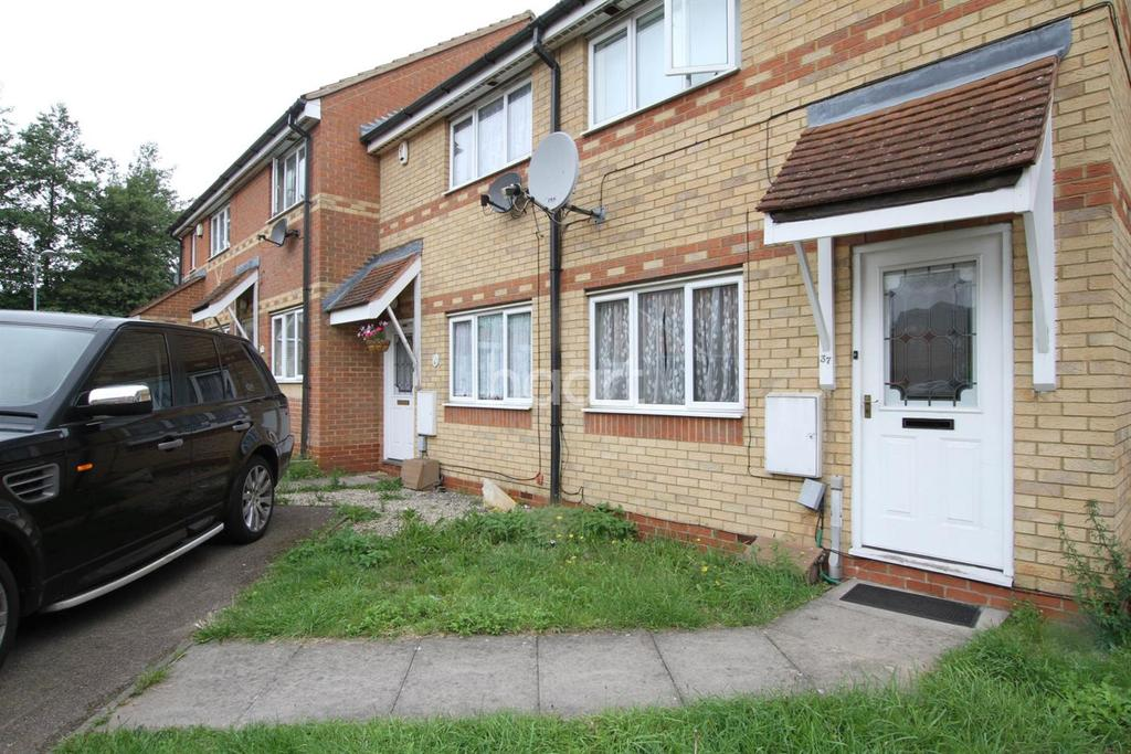 2 Bedrooms Terraced House for sale in Addington Way, LU4