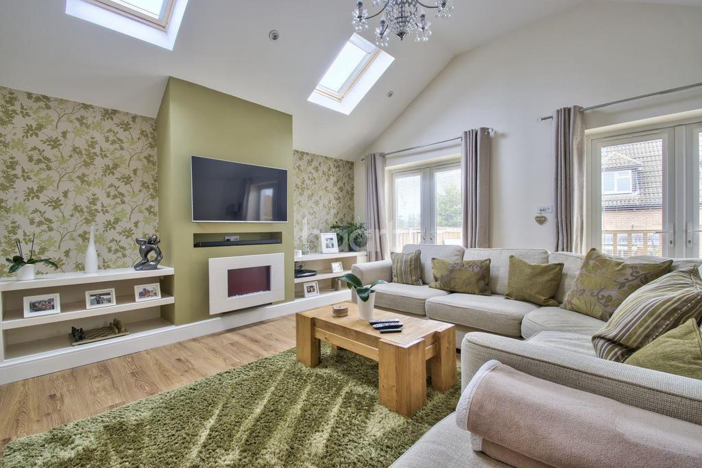 3 Bedrooms Bungalow for sale in High Street, Ellington