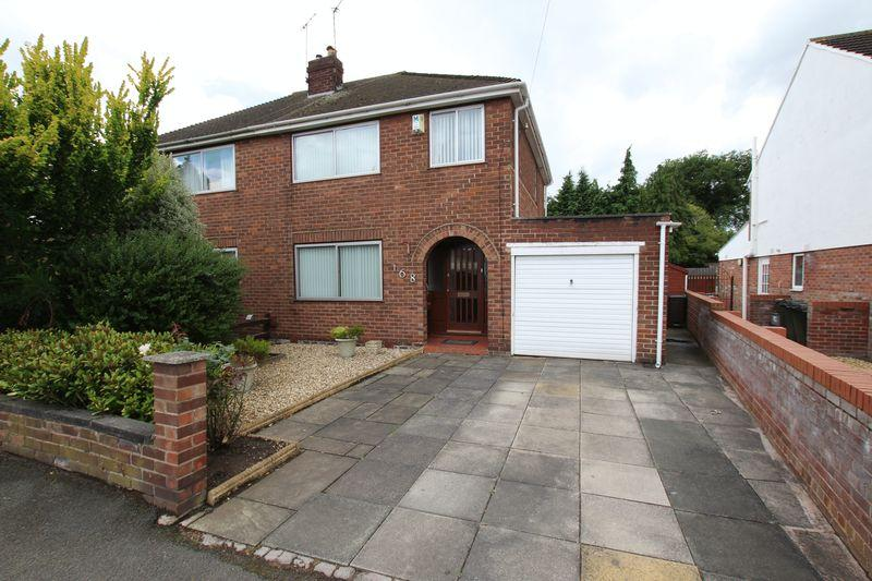 3 Bedrooms Semi Detached House for sale in Chester Road, Whitby