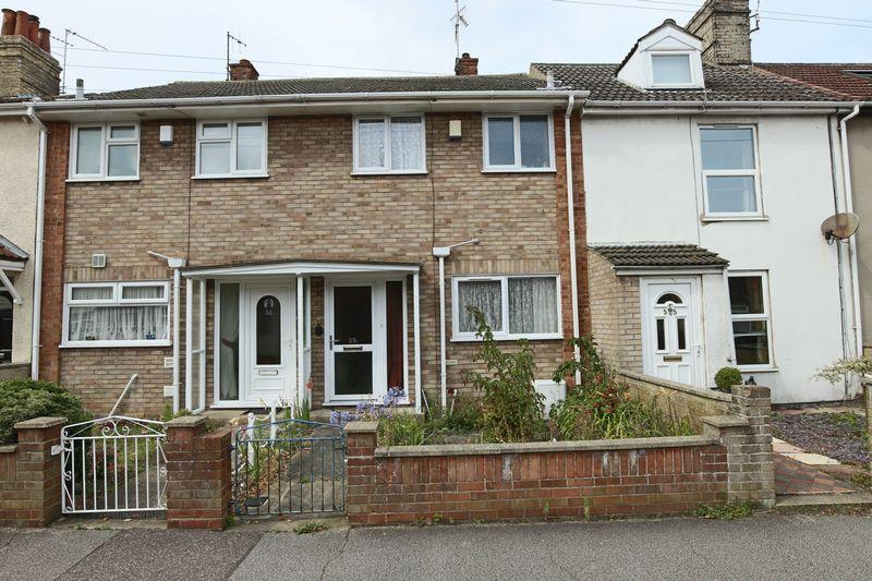 2 Bedrooms Terraced House for sale in Southwell Road, Lowestoft
