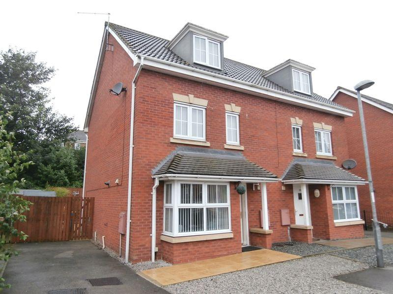4 Bedrooms Semi Detached House for sale in Cooks Gardens, Keyingham