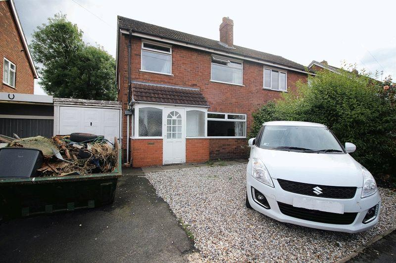 3 Bedrooms Semi Detached House for sale in Riding Way, Short Heath