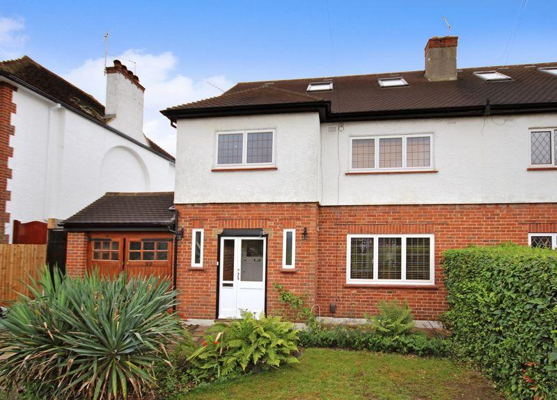 4 Bedrooms Semi Detached House for sale in SOUTH CHEAM