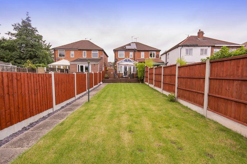 2 Bedrooms Semi Detached House for sale in HIGHFIELD LANE, CHADDESDEN