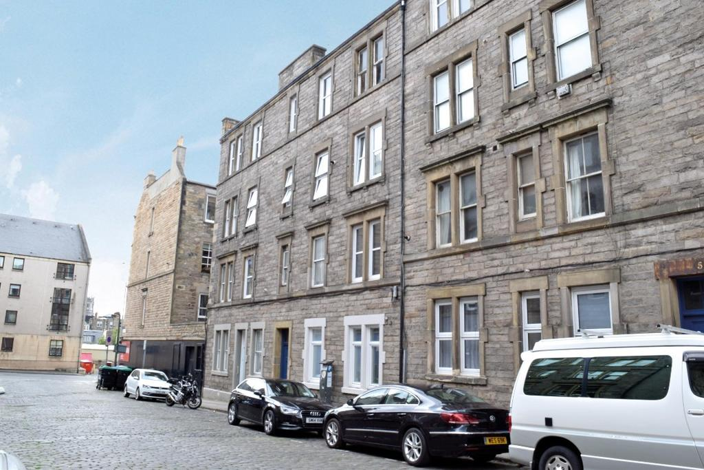 2 Bedrooms Apartment Flat for sale in Heriot Hill Terrace, Flat 10, Canonmills, Edinburgh, EH7 4DZ