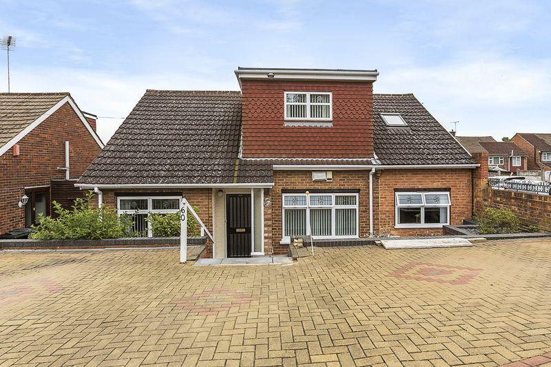 4 Bedrooms Detached House for sale in Squires Way, Joydens Wood