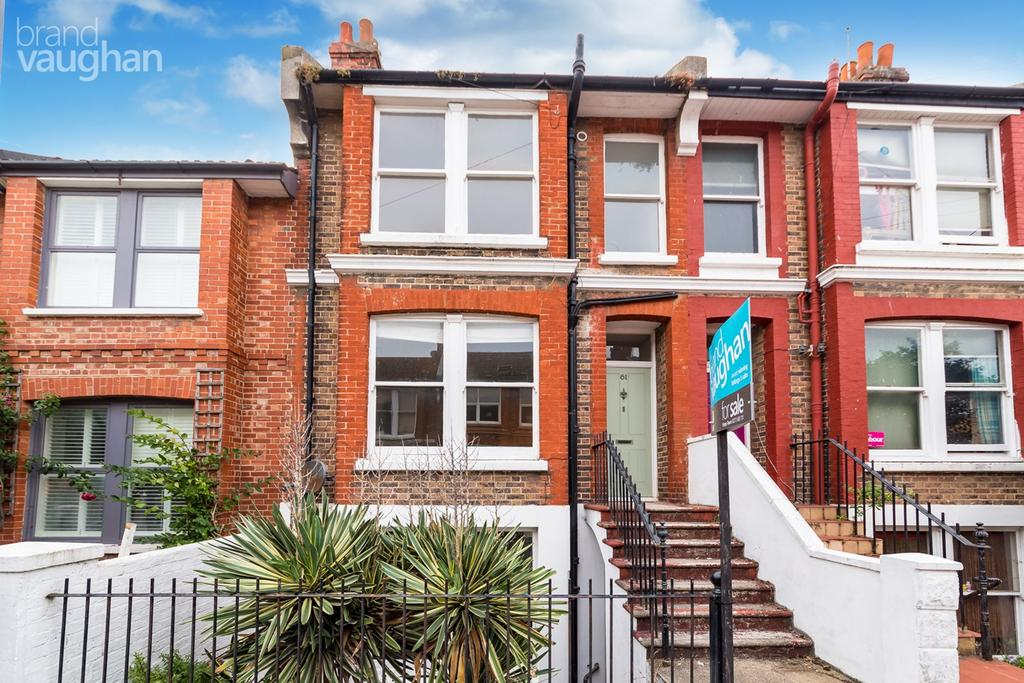 3 Bedrooms Terraced House for sale in Rugby Place, Brighton, BN2