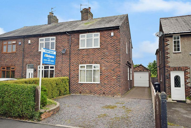 2 Bedrooms End Of Terrace House for sale in Wilmere Lane, Widnes