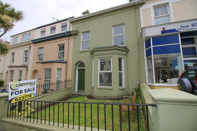 5 Bedrooms Terraced House for sale in 31 Derby Road, Douglas, IM2 3ES