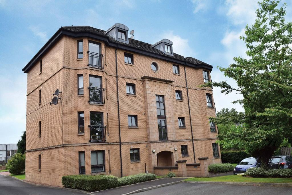 2 Bedrooms Flat for sale in Nursery Street, Flat 0-2, Glasgow, G41 2PL