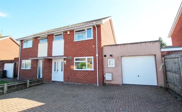 3 Bedrooms Semi Detached House for sale in Holford Raod, Bridgwater