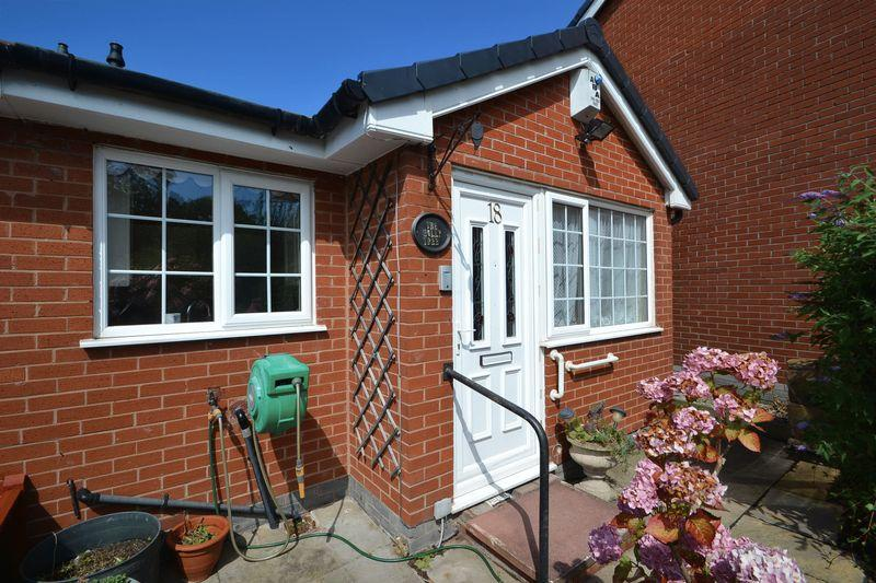 1 Bedroom Terraced Bungalow for sale in Kale Close, West Kirby