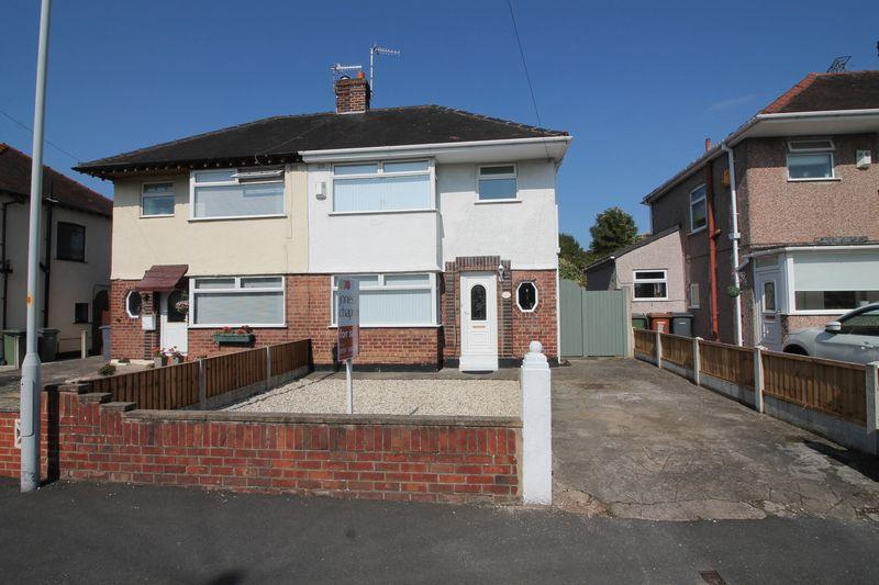 3 Bedrooms Semi Detached House for sale in Durley Drive, Prenton