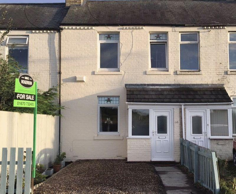 3 Bedrooms Terraced House for sale in Lamb Street, East Cramlington