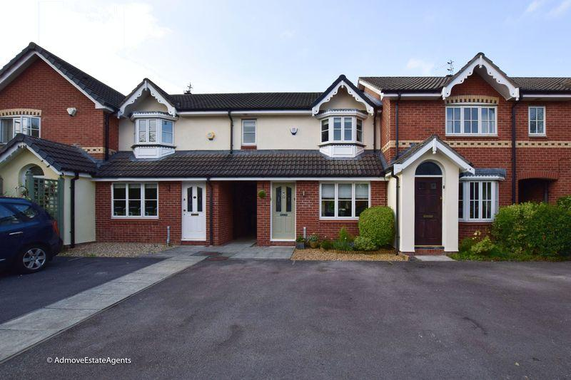 2 Bedrooms Mews House for sale in Chamberlain Drive, Wilmslow