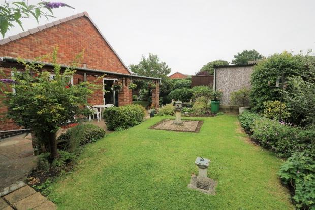 2 Bedrooms Bungalow for sale in Humber Drive, Melton Mowbray, LE13
