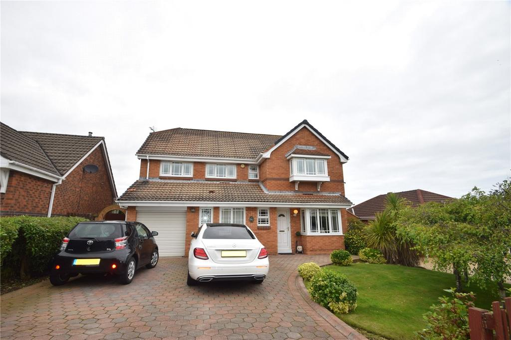 4 Bedrooms Detached House for sale in Weymouth Drive, Seaham, Co Durham, SR7