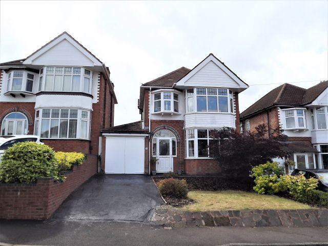 3 Bedrooms Link Detached House for sale in Buxton Road,Sutton Coldfield,