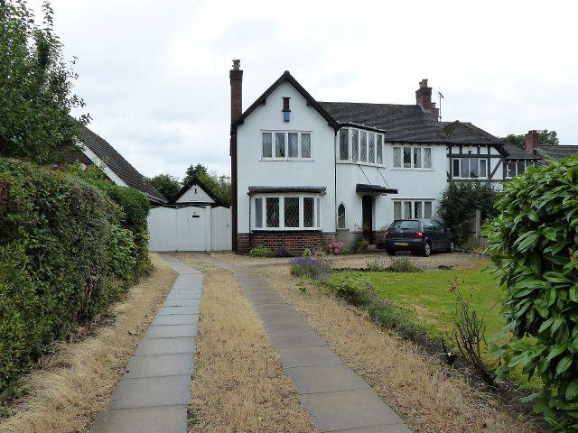3 Bedrooms Detached House for sale in Newton Road,Great Barr,Birmingham