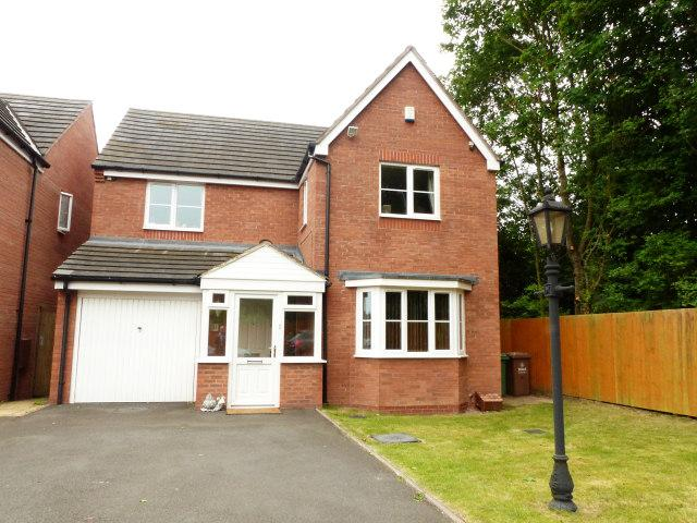 4 Bedrooms Detached House for sale in Royal Meadow Way,Streetly,Sutton Coldfield